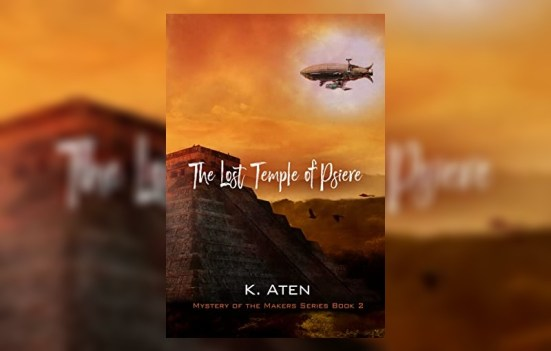 Mystery of the Makers series by Aten