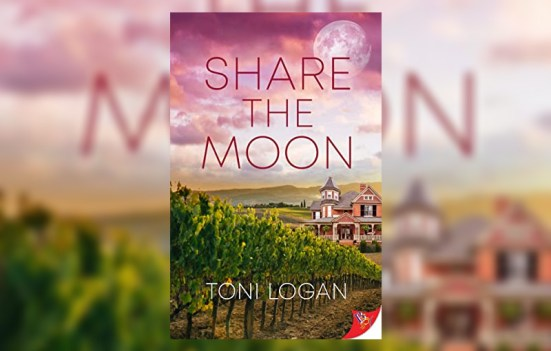 'Share the Moon' by Toni Logan
