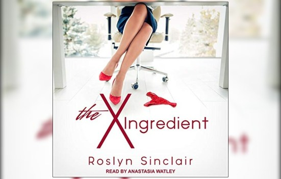 The X Ingredient by Roslyn Sinclair