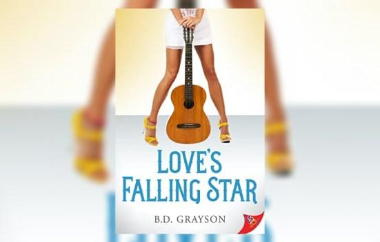 Love's Falling Star by B.D. Grayson