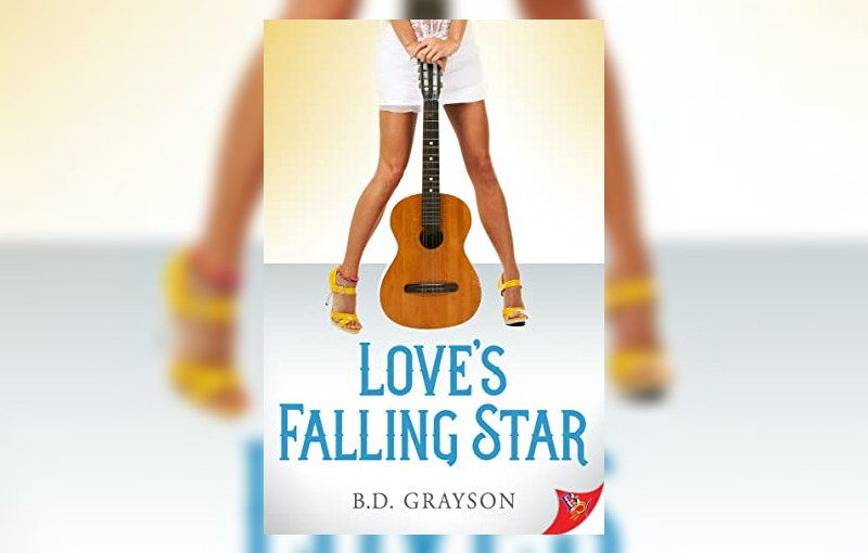 Love's Falling Star by B.D. Grayson