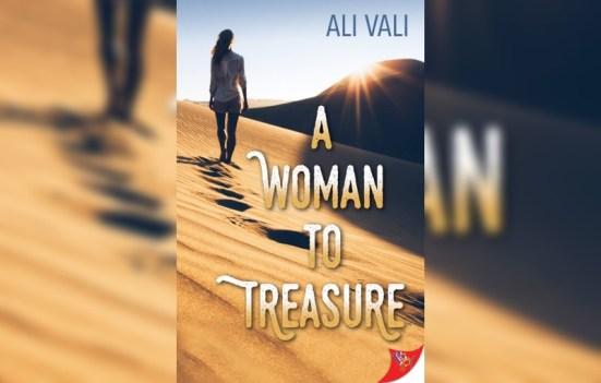 A Woman to Treasure by Ali Vali.