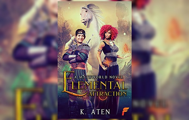 Elemental Attraction by K. Aten