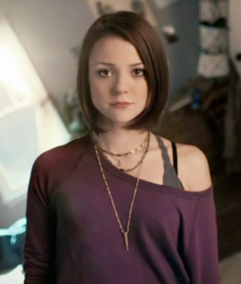 A picture of the character Emily Fitch - Years: 2009, 2010, 2013