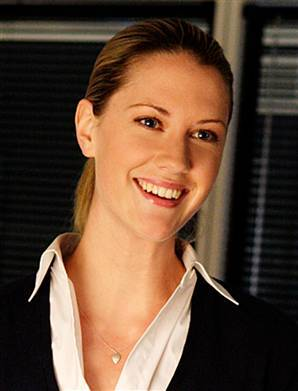 A picture of the character Lara Perkins