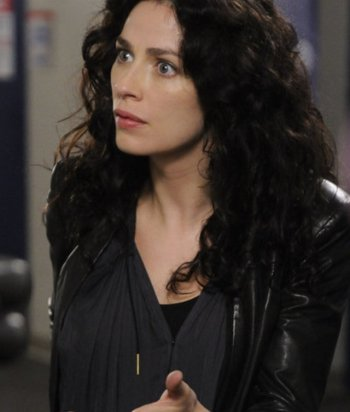 A picture of the character Myka Bering - Years: 2009, 2010, 2011, 2012, 2013, 2014
