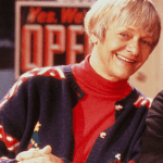 Bev Harris - Only a lesbian in fiction in the show, Bev was Roseanne and Jackie's mother.