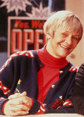 A picture of the character Bev Harris
