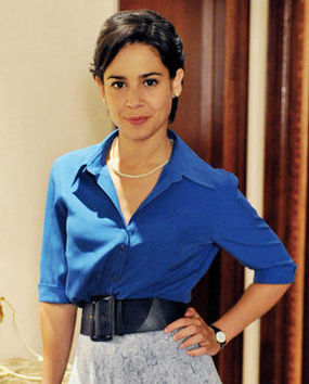 A picture of the character Teresa García