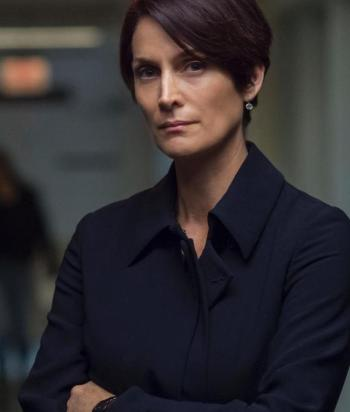 Jeri Hogarth - Lawyer for Jessica Jones and Danny Rand, as well as legal advice for Luke Cage, and general frenemy to Matt Murdock. She was cheating on her wife with her secretary, until the latter killed the former. And we thought being Jessica's friend was the hard part.