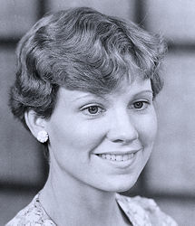 A picture of the character Kate McBride - Years: 1986, 1987