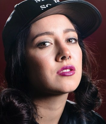 Asa Hamidi - A Muslim and queer DJ who is more than the impossibly cool girl her fans see her as.