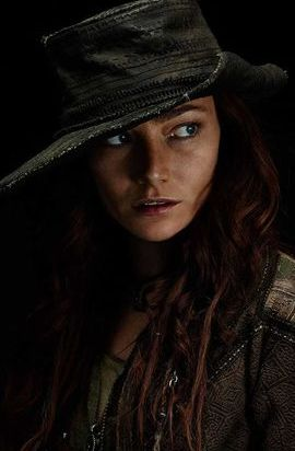 A picture of the character Anne Bonny