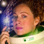 River Song - Conceived on the TARDIS, born Melody Pond, she's been married 428 times. One for each gender. She also married the Doctor.
