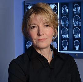 A picture of the character Bernie Wolfe