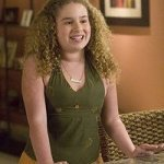 Isabelle/Bruce Hodes - Daughter of Celia, Nancy's nosy neighbor, her mother is constantly on her case about her weight and her sexuality. In the series finale, she transitions off camera and becomes Bruce.