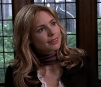 A picture of the character Nicole Wallace