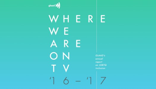 GLAAD: Where We Are on TV 2016
