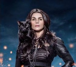 Joanna Beauchamp - Immortal witch, banished from Asgard, causing trouble in the mortal world.
