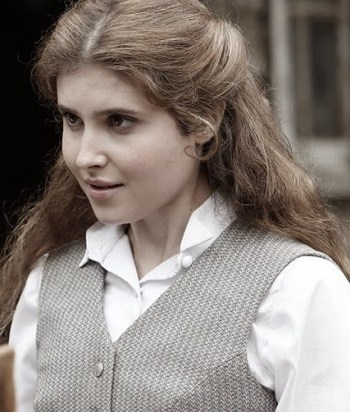 A picture of the character Rebecca Blithely
