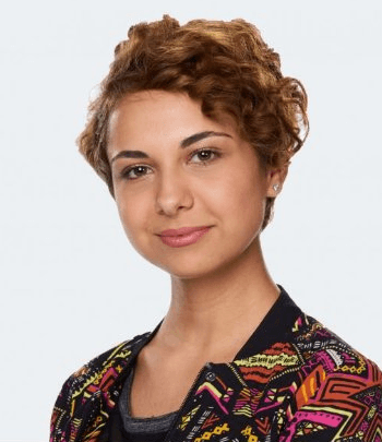 A picture of the character Rasha Zuabi