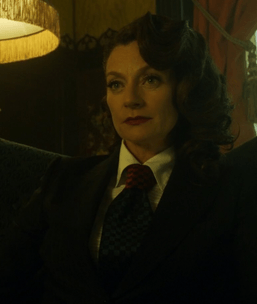 The Lady - Owner of an illegal casino in Gotham, she's alsoa fixer for hired murders.