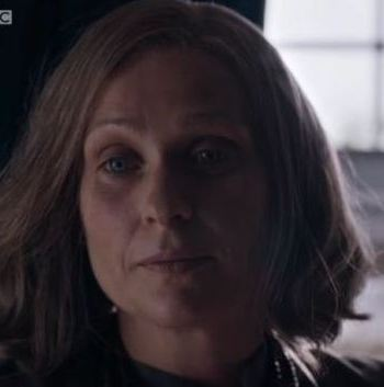 A picture of the character Eurus Holmes