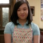 """Jill """"Mouse"""" Chen - Carrie's nerdy and sweet best friend from high school. Bicurious, she sleeps with Donna once."""