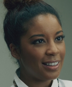 Chantal Williams - A Black Lives Matter activist.
