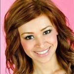 Roxy Ortiz - Lex's girlfriend who wants more.