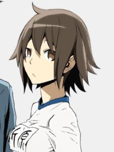 A picture of the character Orihara Kururi - Years: 2014