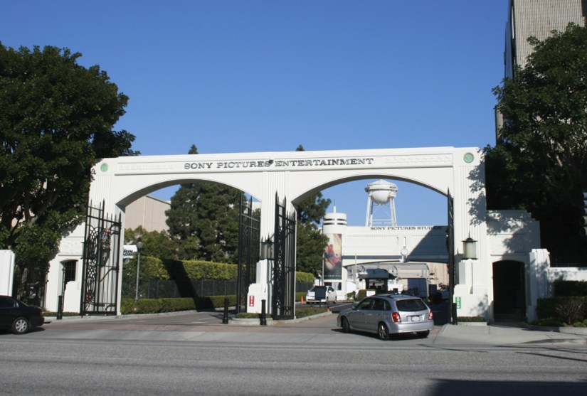 Sony Pictures Studios Overland / West Gate, Culver City, Los Angeles