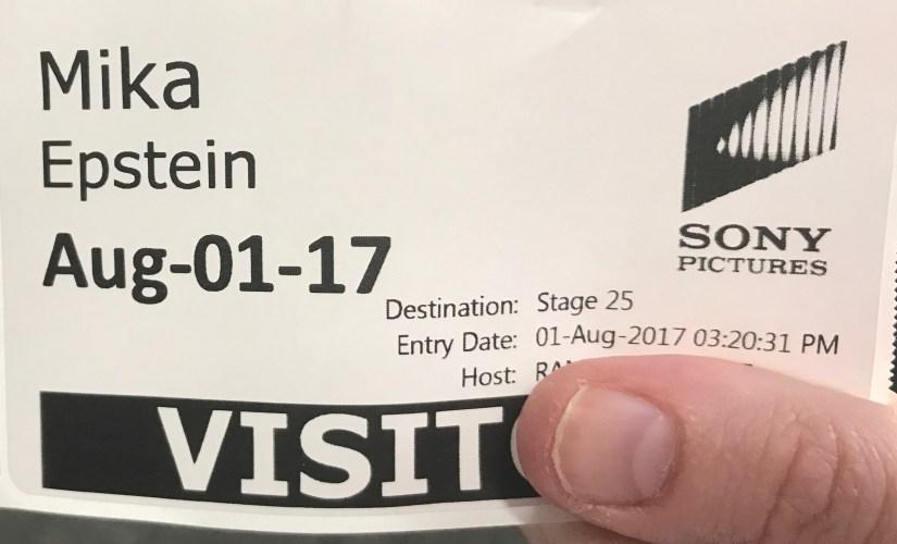 My VIP pass to ODaaT