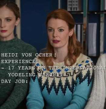 Heidi Von Ocher