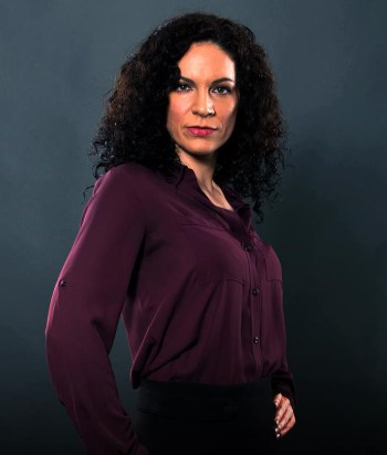 A picture of the actor Adina Palmer