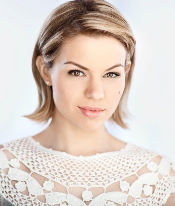 A picture of the actor Ali Liebert