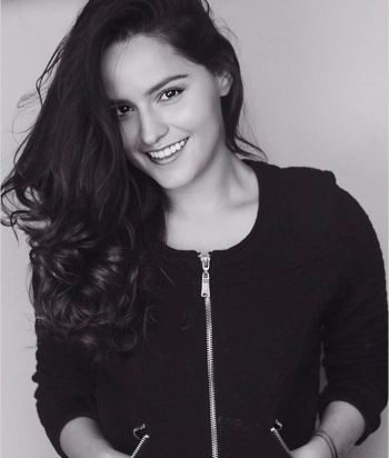 A picture of the actor Alicia Jaziz