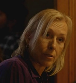 A picture of the character Martina Navratilova