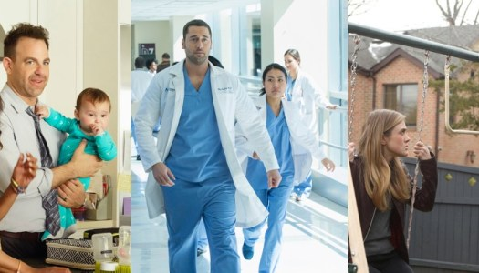 """First Look at NBC's 2018-19 Season: """"New Amsterdam"""", """"I Feel Bad"""" and """"Mainifest"""""""