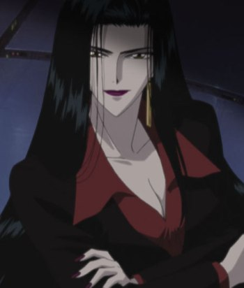 A picture of the character Kanoe - Years: 2001, 2002