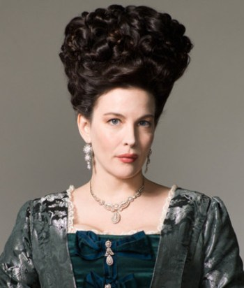 A picture of the character Isabella Fitzwilliam