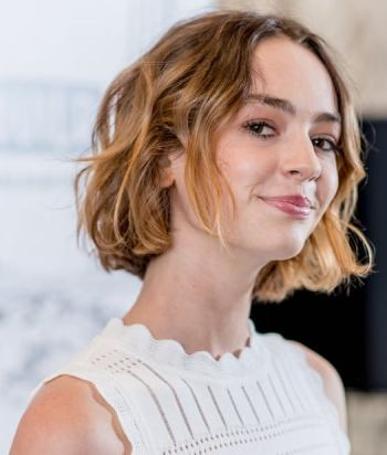 A picture of the actor Brigette Lundy-Paine