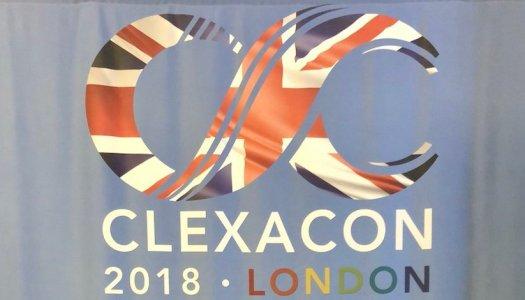 45 Days Until ClexaCon London