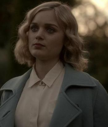 A picture of the character Nicole Dörmer