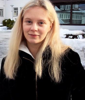 Kristine Ryssdalsnes Horvli