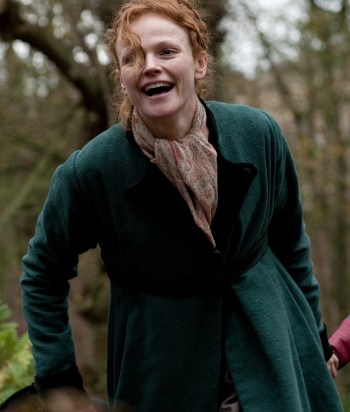 A picture of the character Anne Lister - Years: 2010