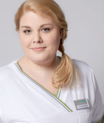 A picture of the character Miriam Schneider