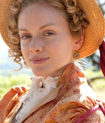 A picture of the character Caroline Bingley