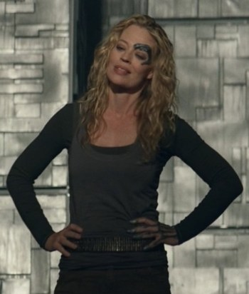 A picture of the character Seven of Nine