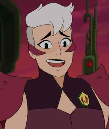 A picture of the character Scorpia - Years: 2018, 2019, 2020
